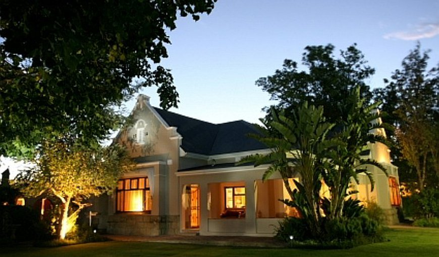 La Pension Guest House in Oudtshoorn, Western Cape, South Africa