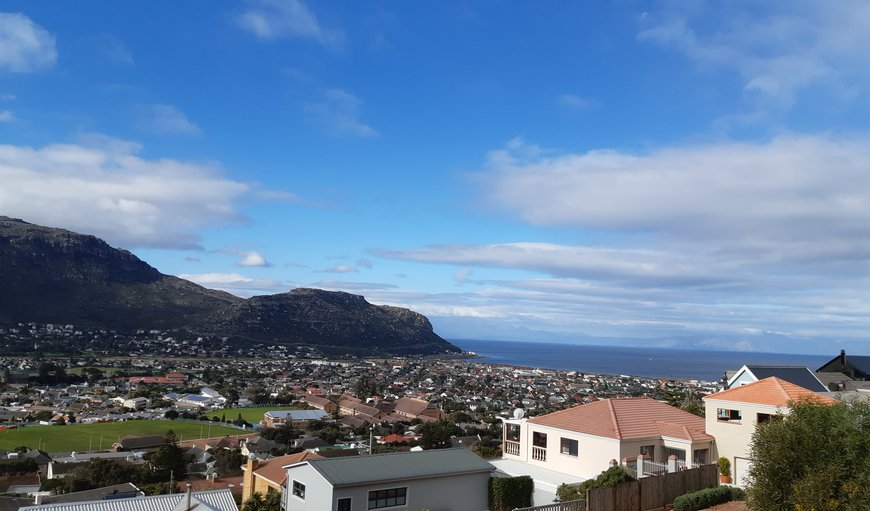 A Place in Thyme view in Fish Hoek, Cape Town, Western Cape, South Africa