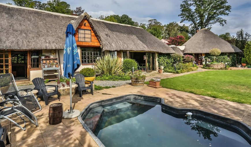 Umzimkulu River Lodge in Underberg, KwaZulu-Natal, South Africa
