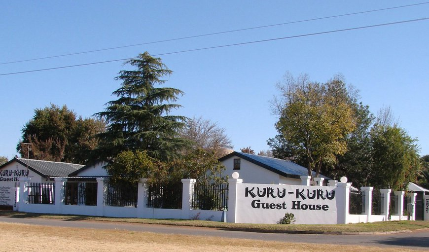 Welcome to Kuru Kuru Guest House  in Kuruman, Northern Cape, South Africa