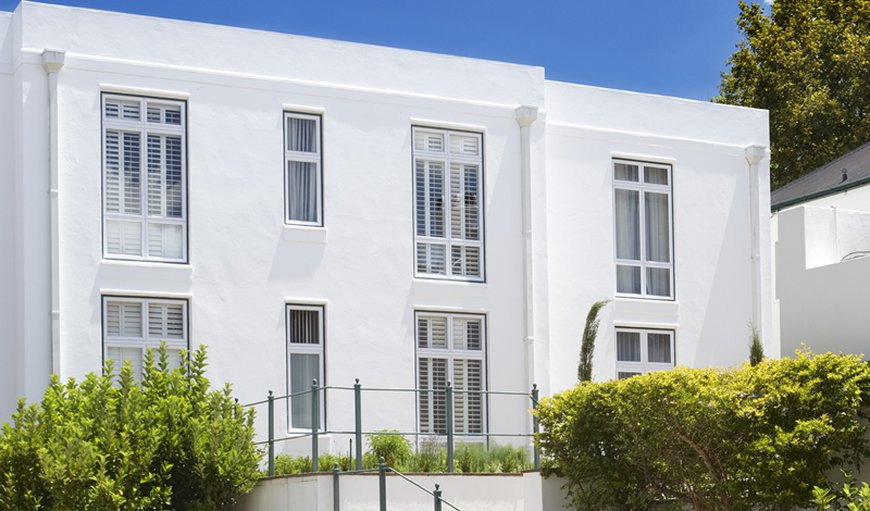 Alphen boutique hotel in constantia cape town for Alpen boutique hotel