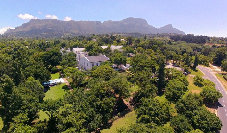 The Alphen Estate in Constantia, Cape Town, Western Cape, South Africa
