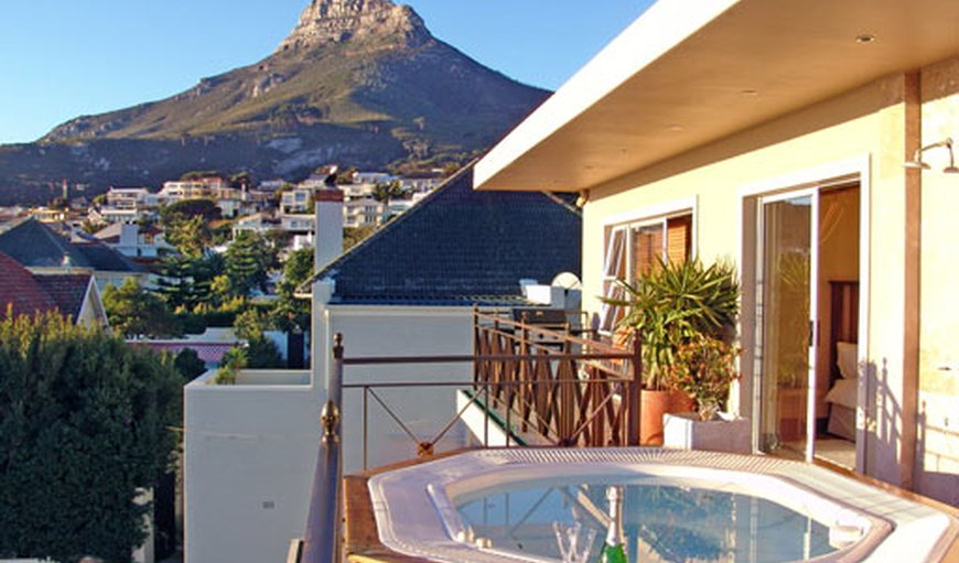 Beachside Villa and Penthouse in Camps Bay, Cape Town, Western Cape , South Africa