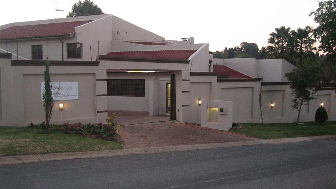 Marion lodge in sandton johannesburg joburg best for Best houses in south africa pictures
