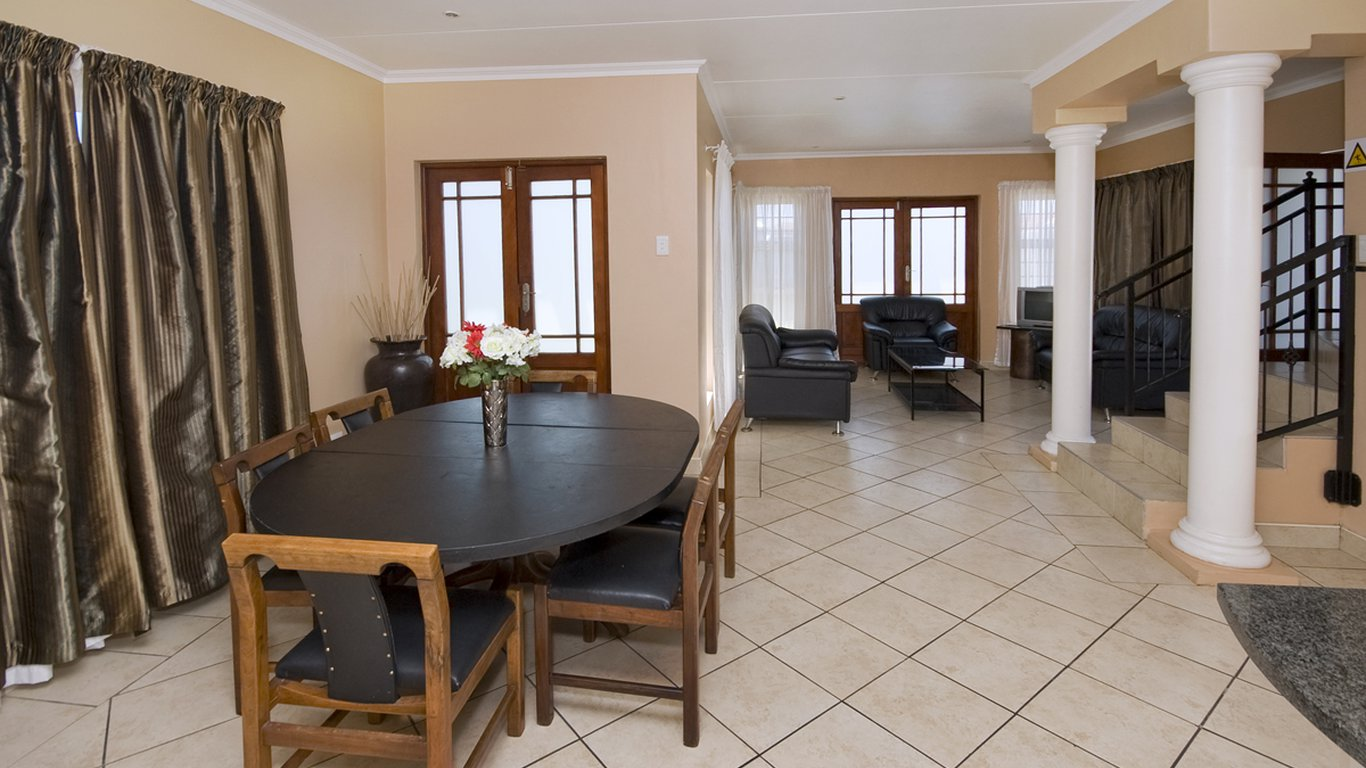 Located On A Separate Location The 4 Bedroom Self Catering Units Offer Lounge