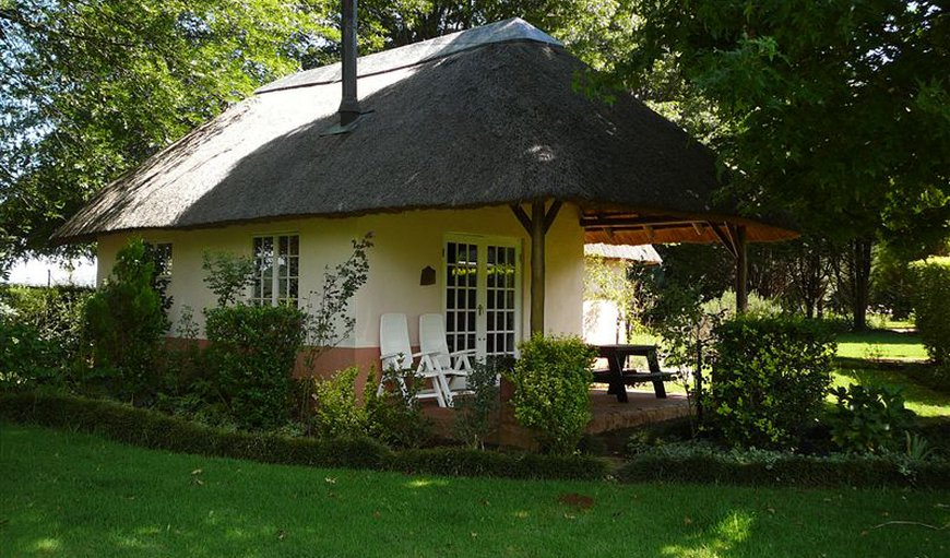 Pennygum Country Cottages in Underberg, KwaZulu-Natal , South Africa