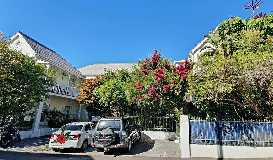 The Fritz Hotel is a 3-star graded, small city guesthouse. in Gardens, Cape Town, Western Cape, South Africa