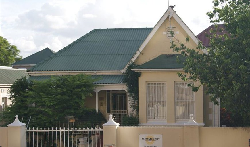 Sommersby Bed and Breakfast in Morningside, Durban, KwaZulu-Natal , South Africa