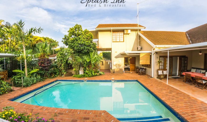 Splash Inn Guest House in Durban North, Durban, KwaZulu-Natal , South Africa