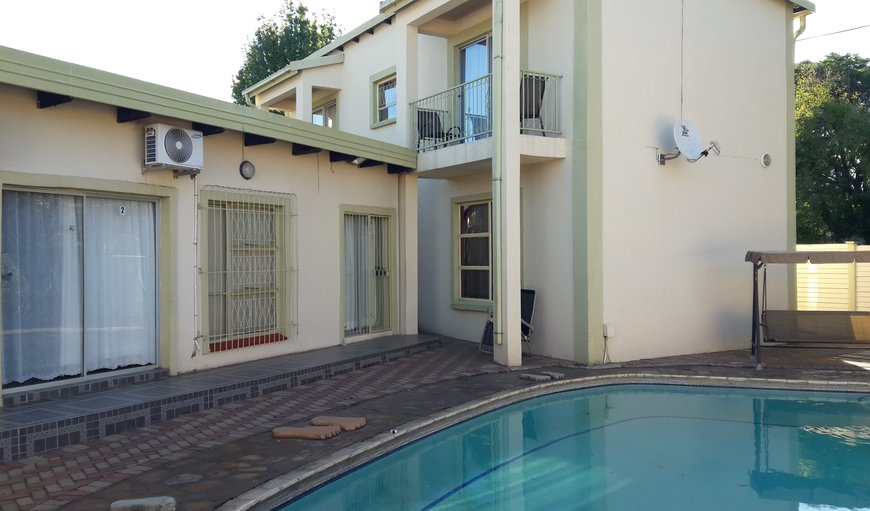 Zamambongi Guest House in Newcastle, KwaZulu-Natal, South Africa