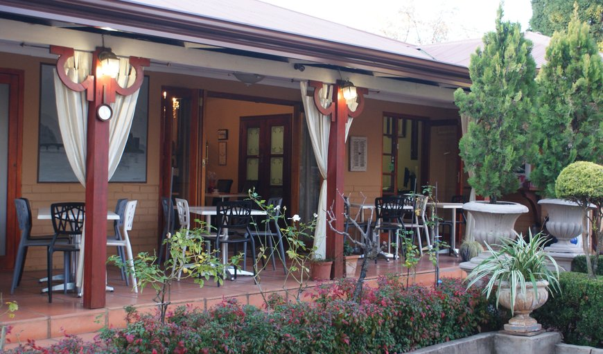 Hampton House Guest House in Centurion, Gauteng, South Africa