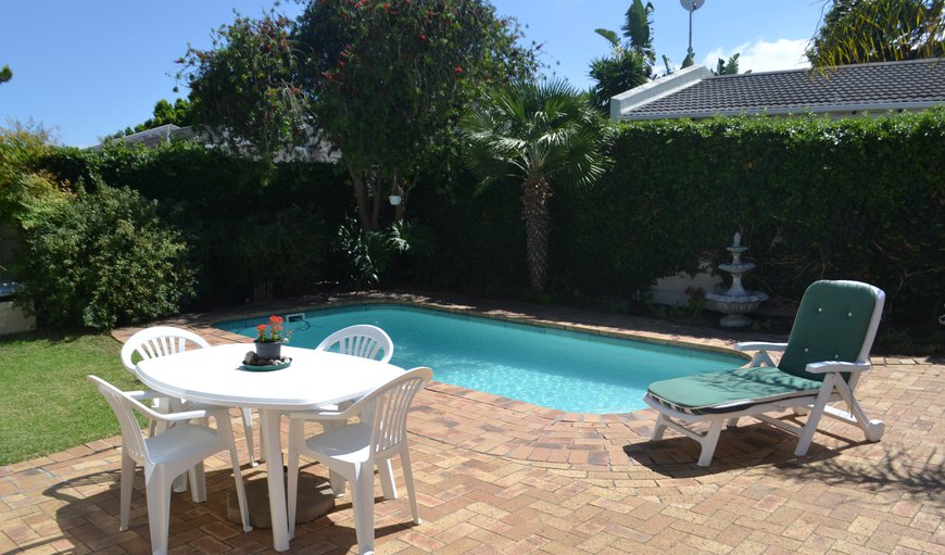 Nat-Art Pool and Braai area in Edgemead, Cape Town, Western Cape , South Africa