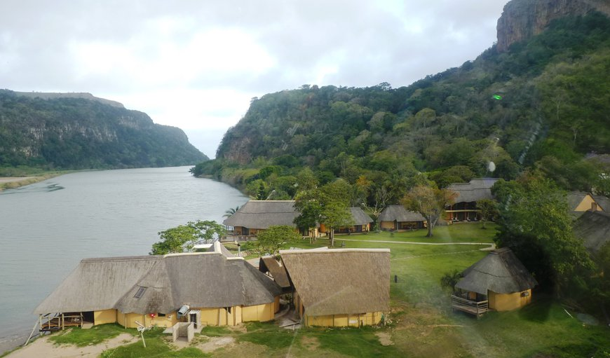 N'taba River Lodge in Port St Johns, Eastern Cape, South Africa