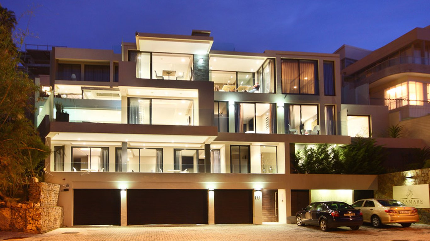 Azamare guest house in camps bay cape town best price for Best houses in south africa pictures