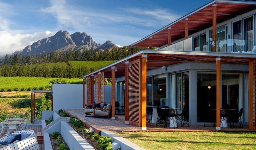 Clouds Estate in Stellenbosch, Western Cape , South Africa