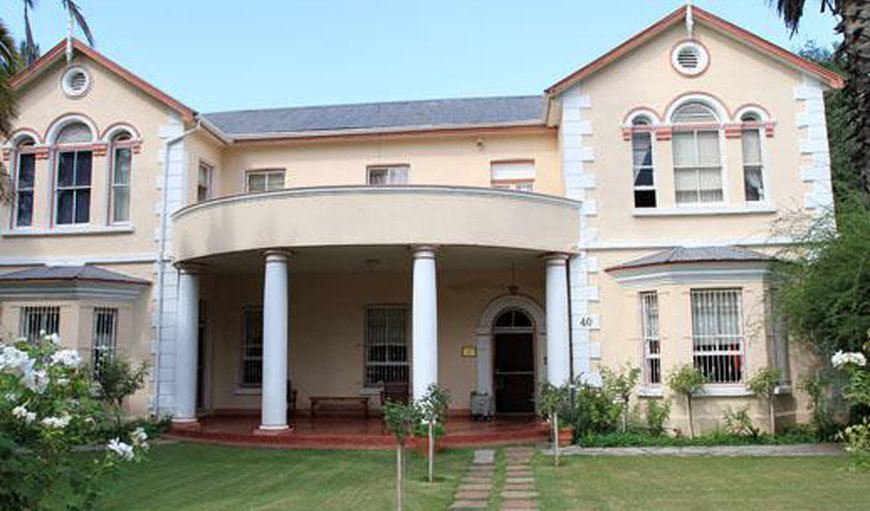 Albert House B&B in Cradock, Eastern Cape, South Africa